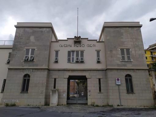 """Imperia: """"Il comando provinciale dei carabinieri nei locali dell'ex caserma Crespi"""", l'annuncio del sindaco Scajola (video)"""