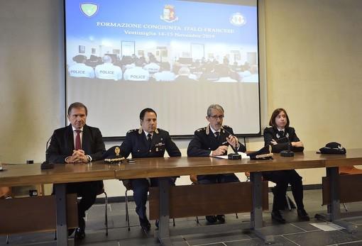 Ventimiglia: immigrazione, la cooperazione tra forze dell'ordine francesi ed italiane si fa anche con la formazione