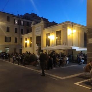 Piazza Doria a Imperia