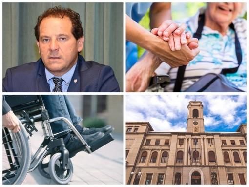 Imperia, sostegno agli anziani e alle persone con disabilità: il Comune stanzia 70 mila euro di 'fondi extra' per l'assistenza