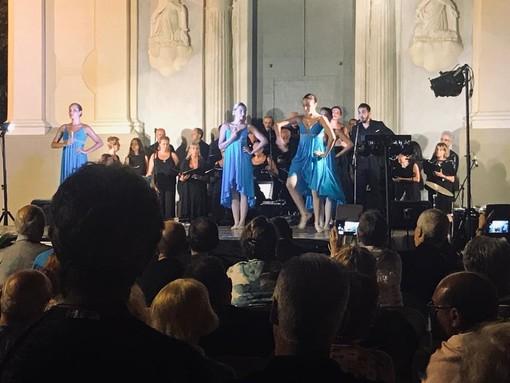 Sanremo: grande partecipazione ieri sera per il Concerto lirico in onore della Madonna della Costa (foto)