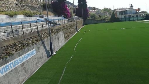 Calcio giovanile. Conto alla rovescia per il camp estivo dell'ASD Virtus Sanremo al campo 'Grammatica'