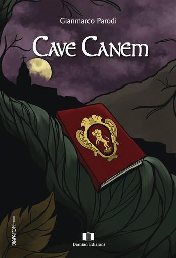 Triora: venerdì Gianmarco Parodi presenterà 'Cave Canem', il suo ultimo ultimo romanzo