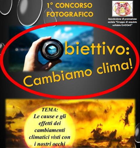 Ultimi giorni per partecipare al concorso fotografico: 'Obiettivo: cambiamo clima!'