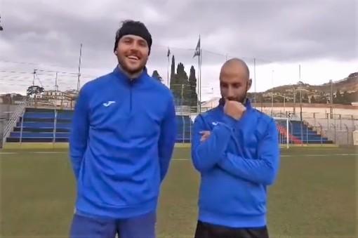 """Calcio, Imperia. Voglia di derby per Giglio e Trucco: """"E' la partita da non sbagliare"""""""
