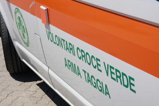 Arma di Taggia: domenica assemblea dei soci per la Croce Verde, si vota il bilancio
