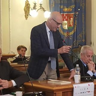 Imperia: grande partecipazione in Provincia per la commemorazione in occasione del 30° anniversario della scomparsa di Sandro Pertini (foto e video)