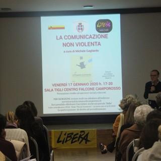 Camporosso: primo incontro sulla comunicazione non violenta nell'ambito del progetto di educazione alla legalità