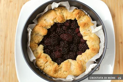 I mercoledì Veg di Ortofruit, oggi prepariamo la deliziosa crostata di more