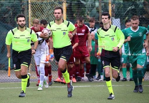 Calcio, Promozione. Bragno-Ventimiglia 1-1, è botta e risposta tra Scerra e Salzone: gli highlights della sfida (VIDEO)