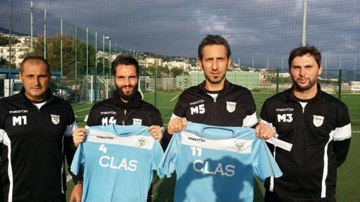 Calcio: Unione Sanremo, dopo le anticipazioni di Riviera Sport ora è ufficiale, Roberto Cevoli è il nuovo allenatore