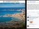 Sanremo: pubblicità del Casinò con la foto di Mentone, il Comune chiede un provvedimento per chi ha commesso l'errore