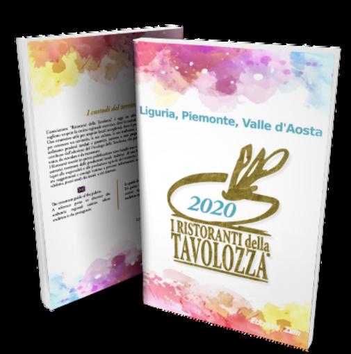 Ristoranti della Tavolozza: in arrivo in libreria la guida per scoprire la cucina legata al territorio.