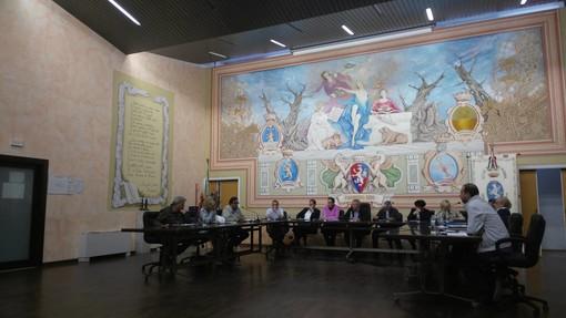 Il consiglio comunale sul pala congressi