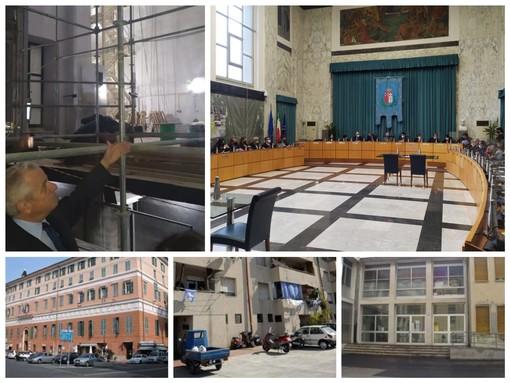 Scajola vara il 'Recovery Imperia', 11 opere per 20 milioni di euro, partecipando a un bando del ministero
