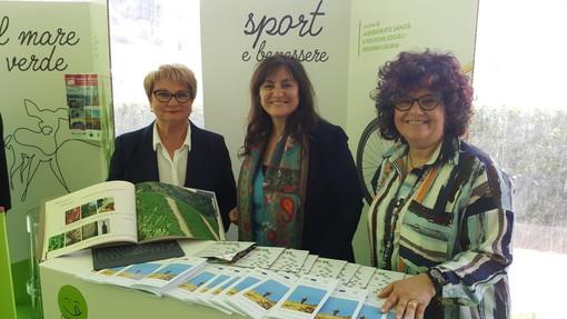 Anche lo stand della 'Community del Benessere' con la Regione all'evento 'Food and Green Village'