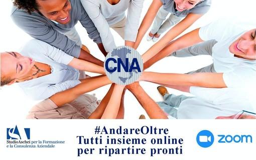 Coronavirus e questioni legali: alle ore 18 CNA Imperia propone #AndareOltre, terzo incontro con l'avv. Salussoglia