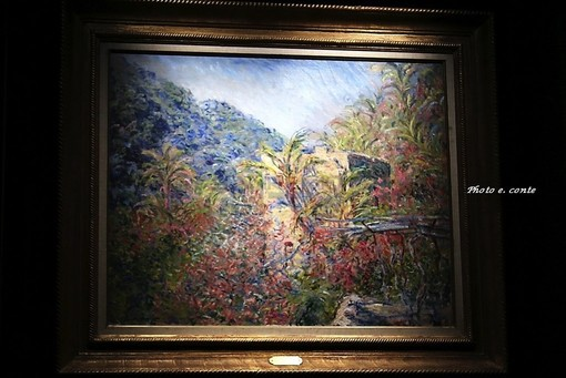 Il dietro le quinte del trasporto di opere di artisti minori che saranno esposte nella mostra su Claude Monet alla Residenza della Regina Margherita a Bordighera