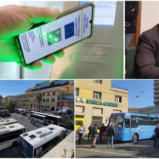 Green pass obbligatorio, in Riviera Trasporti boom di malattie e congedi: annullate molte corse