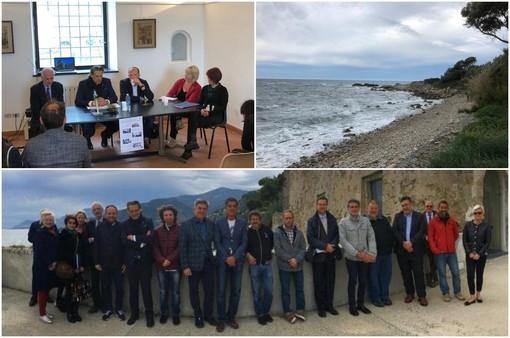 Ventimiglia: tavolo permanente per la promozione dell'area di tutela marina di Capo Mortola, al Forte dell'Annunziata la prima riunione