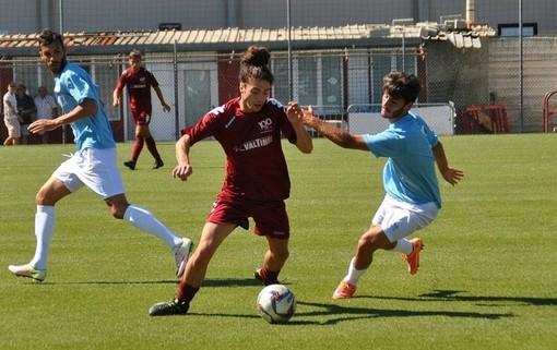 """Calcio, Ventimiglia. Andrea Ala regala una doppietta e una dedica a mister Luccisano: """"I gol sono per lui, ci fa sentire una famiglia"""""""