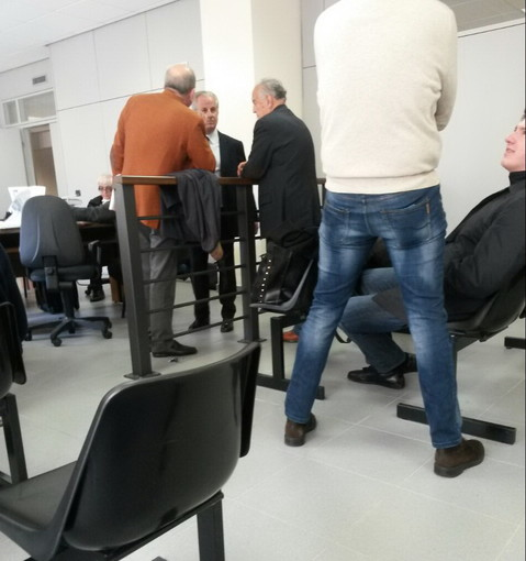 All'udienza per finanziamento illecito, battibecco tra Scajola e ispettore capo postale Ivan Bracco, processo aggiornato al 15 maggio