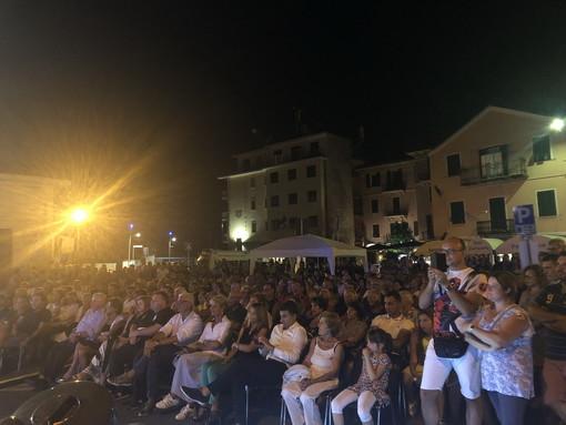 Imperia: con lo spettacolo di Ceccon & Balbotin si chiude la stagione di eventi e cene a Borgo Marina