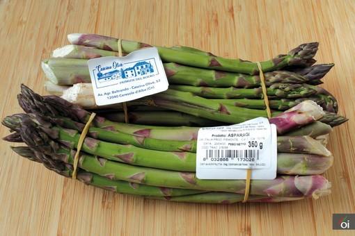 I mercoledìVeg di Ortofruit: oggi prepariamo la crema di asparagi e piselli