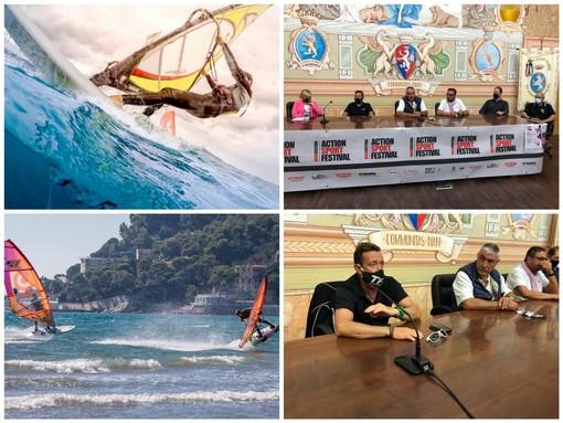Diano Marina, tutto pronto per la nona edizione del 'WindFestival': il più grande expo di Italia dedicato gli action sport di mare e di vento (Foto e video)