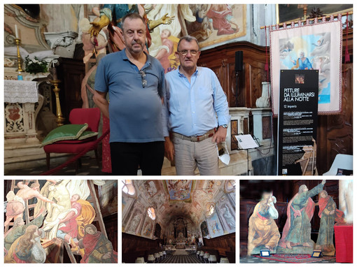 Imperia, 4 incontri per approfondire la storia locale con la Confraternita di San Pietro Apostolo al Parasio di Porto Maurizio (video e foto)
