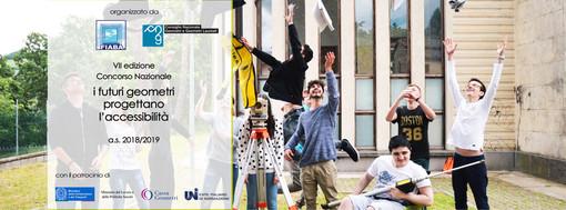 """Imperia: gli studenti del corso CAT del Ruffini parteciperanno al concorso """"I futuri geometri progettano l'accessibilità"""""""