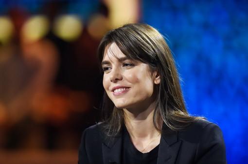 Charlotte Casiraghi al Théâtre des Variétés di Monaco