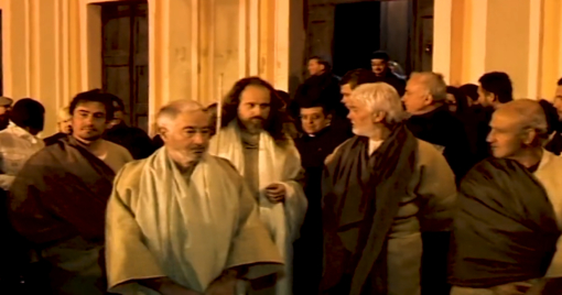 """Tra storia e ricordi è dedicato a: """"Coldirodi, sacra rappresentazione della passione di Cristo nel videodocumentario di Roberto Pecchinino (2011)"""