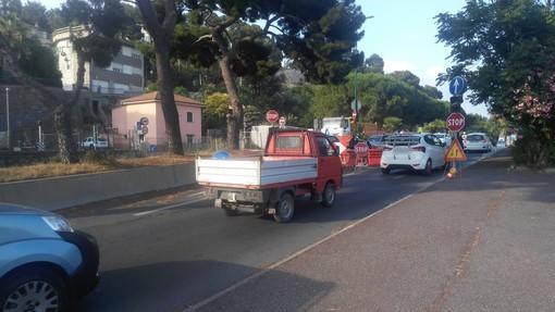 Imperia: si allungano i tempi per i lavori sul Vespucci, il cantiere resta fino al 22 luglio