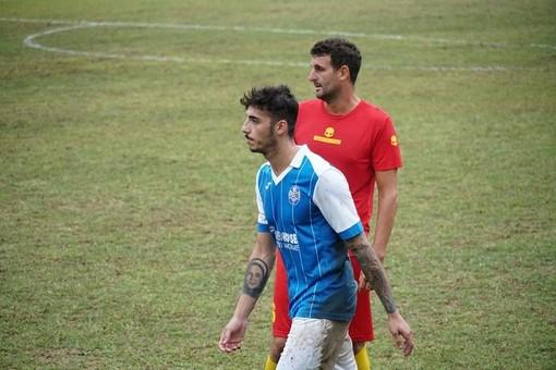 Luca Fiuzzi, seconda stagione con la maglia del Taggia (foto Elena Andreo)