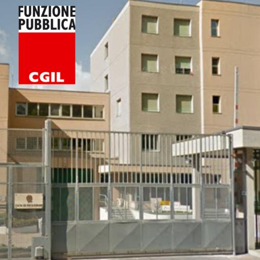 """Sanremo: criticità del carcere, l'intervento di Urso (FP-CGIL) """"Attendiamo aggiustamenti a settembre"""""""