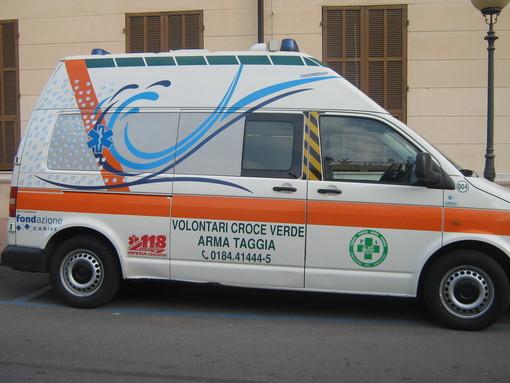 Arma di Taggia, Antonio Pizzolla riconfermato alla presidenza della Croce Verde