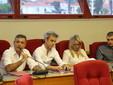 L'opposizione de Il passo Giusto con Mario Manni, Roberto Orengo, Barbara Brugnolo e Luca Napoli