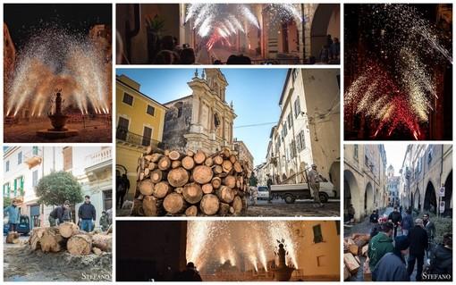 Taggia ed i suoi abitanti, un cuore pulsante per San Benedetto - la festa in sicurezza piace ed ora è tempo di bilanci per il sindaco (VIDEOSERVIZIO)