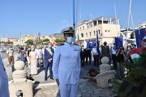 Il comandante della capitaneria di porto di Sanremo Giorgio Coppola