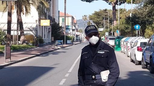 Coronavirus, a Diano Marina Pasquetta tranquilla, sei controlli della polizia municipale, ma nessuna sanzione