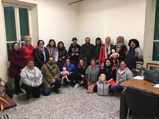 Montalto Carpasio: 15 persone per il corso salvavita BLSD, dalla prossima settimana due defibrillatore nei paesi