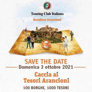 'Caccia ai Tesori Arancioni' del Touring Club Italiano a Dolceacqua