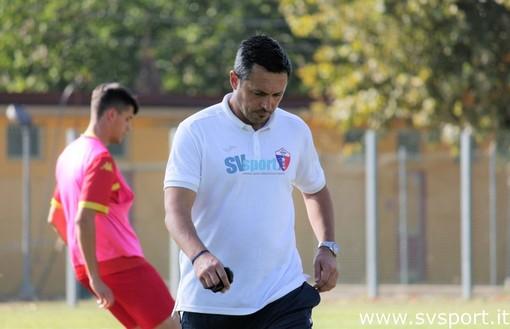 """Calcio, Vado. Solari punta la Sanremese: """"Squadra forte, ma come tutti hanno dei difetti. Starà a noi metterli in luce"""""""