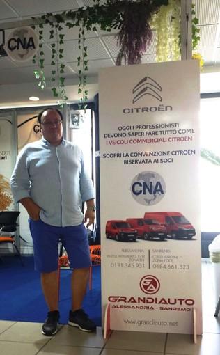 Al MOAC 2018 le offerte Citroën dedicate ai soci CNA, un'opportunità per le imprese