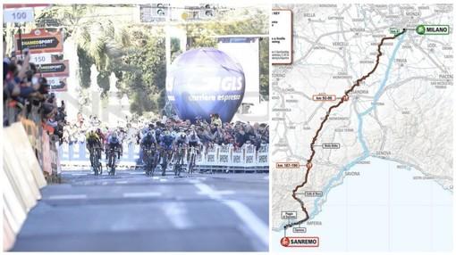 Dopo mesi di stop il primo grande evento internazionale porta il nome della Città dei Fiori: sabato la 111ª edizione della Milano-Sanremo