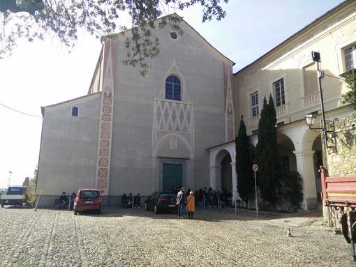 Taggia: sabato al convento dei Domenicani il tradizionale appuntamento con il pranzo di Natale per gli anziani