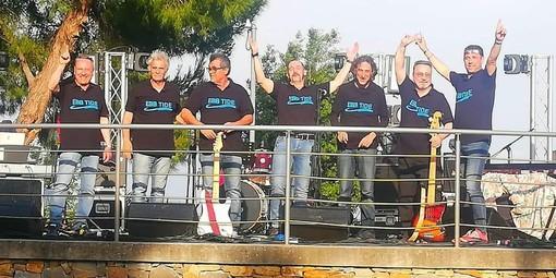 Riva Ligure, le band Ebb Tide e Preludium in concerto