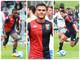 Calcio, Genoa. Tripletta per il dianese Bianchi nell'amichevole contro la Val Stubai. In campo anche Cambiaso e Kallon (Video)