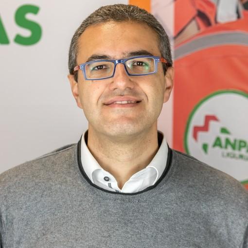 Lo storico volontario della Croce Bianca di Imperia, Diego Marrese, nominato vicepresidente di Anpas Liguria
